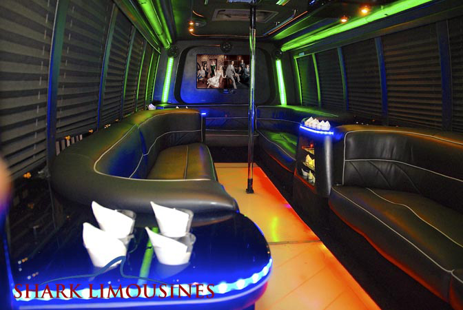 San Antonio Party Bus