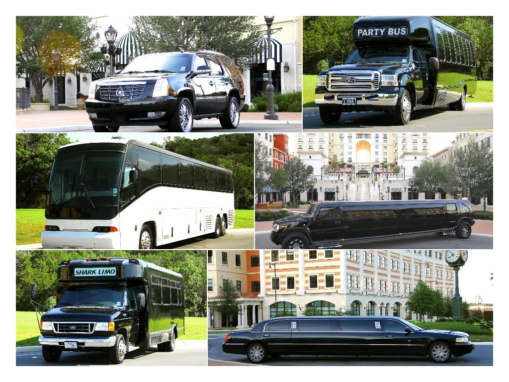 San Antonio Party Buses